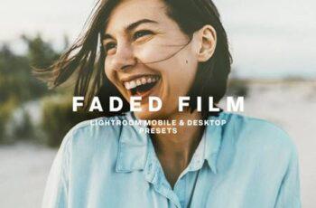 FADED FILM Lightroom Presets 5924747 16