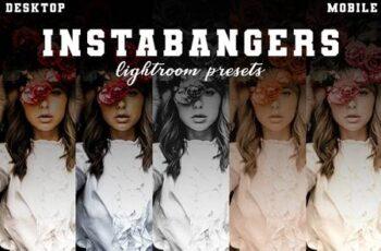 InstaBangers Lightroom Presets 5995334 5