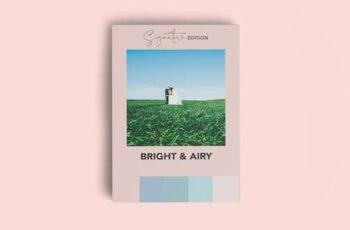 SIGNATURE BRIGHT & AIRY LR PRESET 5999888 6