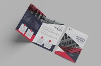 Corporate – Bifold Brochure 3H84ULZ 7