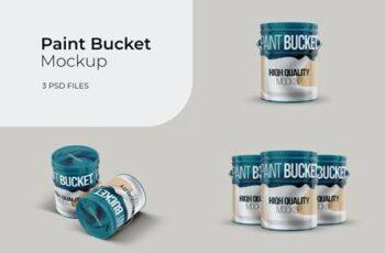 Paint bucket mockup RB95U2D 5