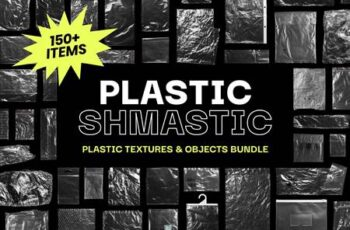 Plastic Shmastic - Objects Bundle 4943262 4