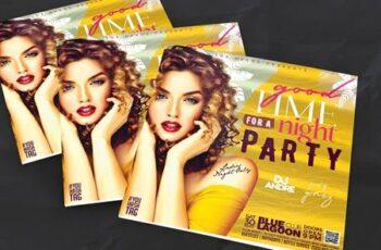 Night Club Flyer 5989509 5