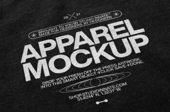 Apparel Logo Mockup 5884550 13