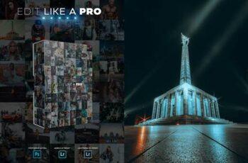 Edit Like A PRO 14th - Photoshop & Lightroom HT6GCEJ 6