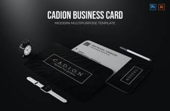 Cadion - Business Card MT68357 15