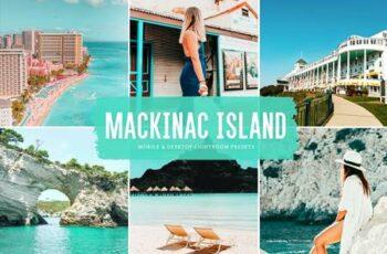 Mackinac Island Mobile & Desktop Lightroom Presets QDFWVQF 3