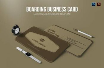 Cardboarding - Business Card BSQLW8E 14