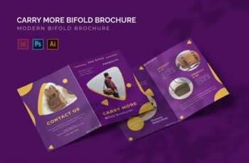 Carry More - Bifold Brochure 94BVM2V 13