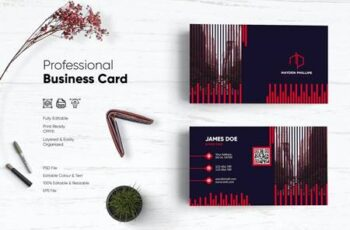 Creative Business Card Templates Pack 12