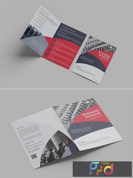 Business – Bifold Brochure NCFV6JE 1