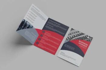Business – Bifold Brochure NCFV6JE 3