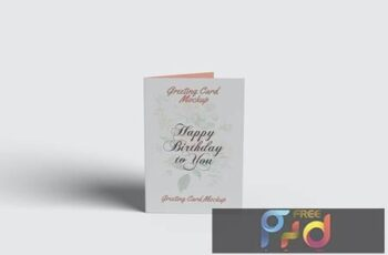Greeting Card Mockup 745AQRX 3