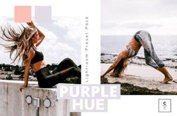 Purple Hue Lightroom Presets 5942309 6