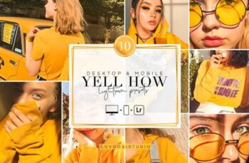 YELL HOW - Lightroom Presets 5945896 13