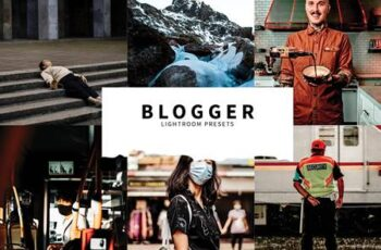 10 Blogger Lightroom Presets 5978576 5