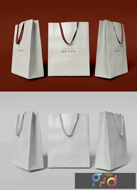 Paper Bag Mockups E96BRWZ 1
