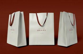 Paper Bag Mockups E96BRWZ 9
