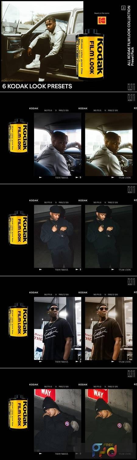 6 Kodak Looks Presets 6043691 1