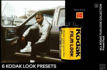 6 Kodak Looks Presets 6043691 3