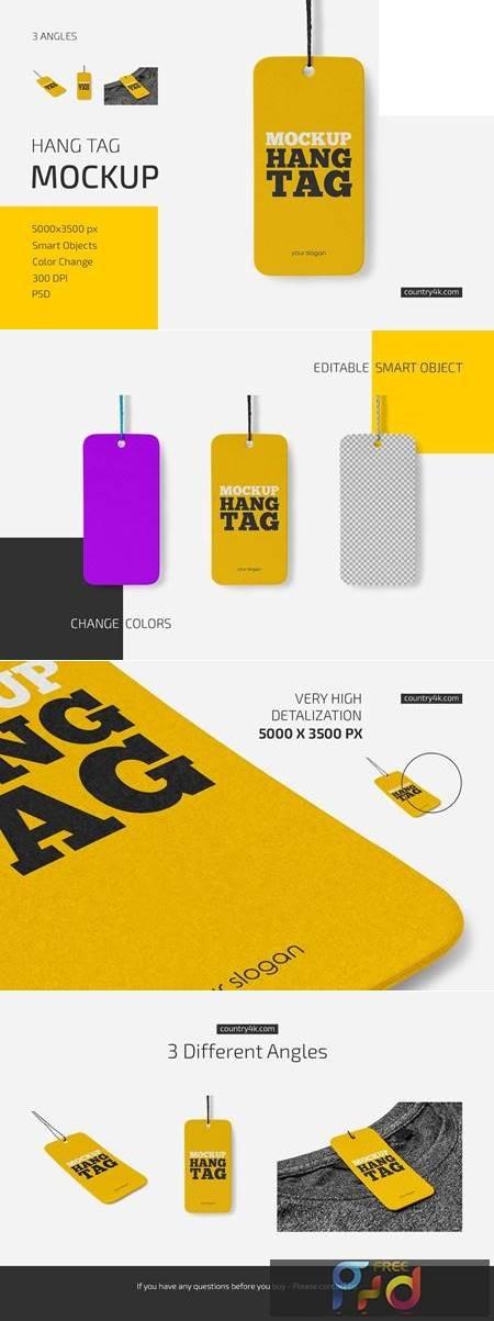 Hang Tag Mockup Set 6033710 1