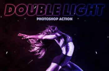 Double Light Photoshop Action 30373229 2