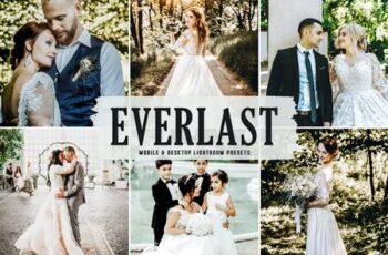 Everlast Mobile & Desktop Lightroom Presets JRZAVNE 5