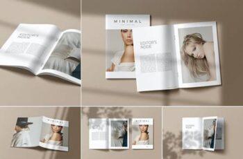 Brochure Magazine A4 HHDDG7T 9