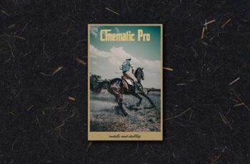 Cinematic Pro Lightroom Preset 6004784 3