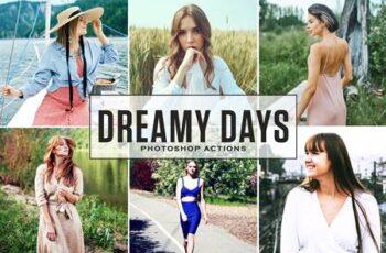 Dreamy Days Photoshop Actions 2CE2GYA 3