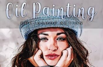 Oil Painting Photoshop Action 30388106 2