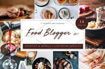 14 x Lightroom Presets, Food Blogger 5962539 10