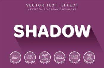 3D Text Effect - editable text effect, font style 2QQCXBP 16