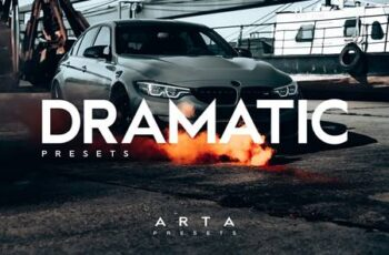 ARTA Dramatic Presets For Mobile and Desktop B5KY9R6 5