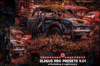 PRO Presets - V 01-03 - Photoshop & Lightroom 89ZL7PA 6