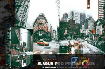 PRO Presets - V 05 - Photoshop & Lightroom DKPRB8A 2