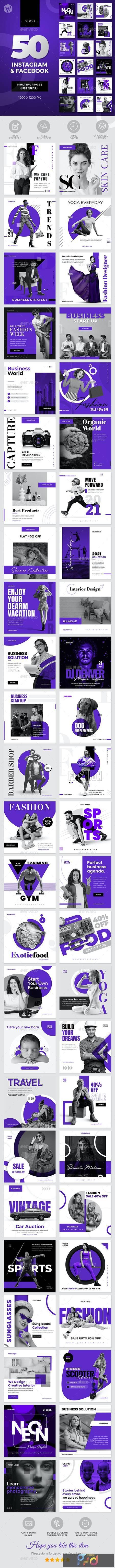 50-Instagram & Facebook Banners 30819672 1