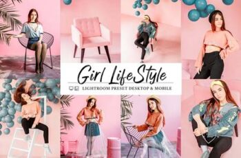 10 Mobile & Lightroom Girl Lifestyle 5997403 2