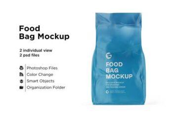 Glossy Food Bag Mockup 6063318 2