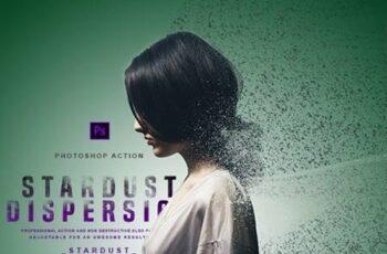Stardust Dispersion - Photoshop Action 31311215 6