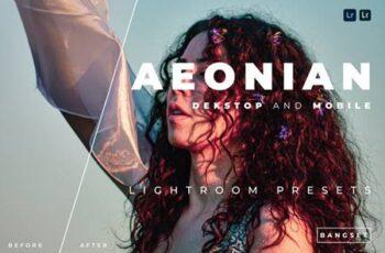 Aeonian Desktop and Mobile Lightroom Preset 9BN97KX 7