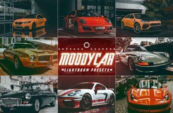 Automotive Mood Lightroom Presets ZM2EPWX 4