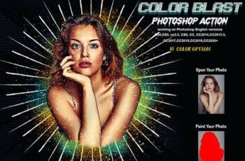 Color Blast Photoshop Action 5991696 4