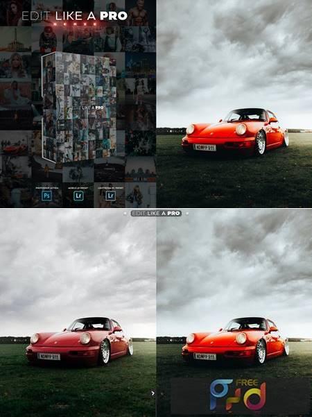 Edit Like A PRO 35th - Photoshop & Lightroom XCLM65B 1