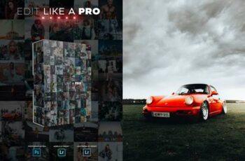 Edit Like A PRO 35th - Photoshop & Lightroom XCLM65B 2