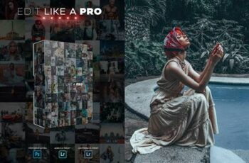 Edit Like A PRO 36th - Photoshop & Lightroom THA69CD 1