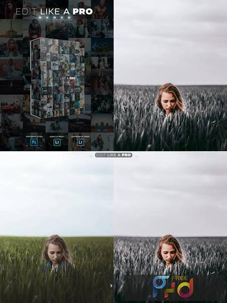 Edit Like A PRO 37th - Photoshop & Lightroom QPDHJ8L 1