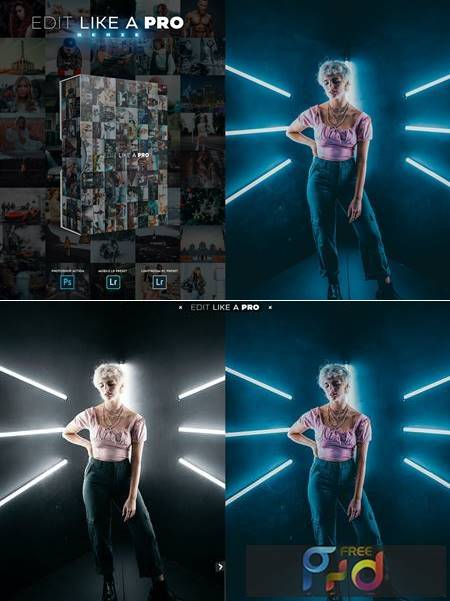 Edit Like A PRO 39th - Photoshop & Lightroom BT7W3J8 1