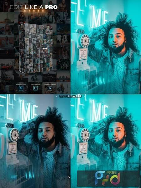 Edit Like A PRO 40th - Photoshop & Lightroom 2PNQEHJ 1