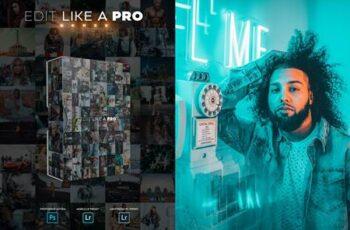 Edit Like A PRO 40th - Photoshop & Lightroom 2PNQEHJ 7